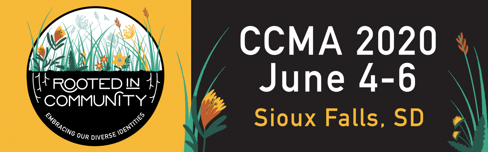 CCMA 2020, June 4-6, Sioux Falls, SD