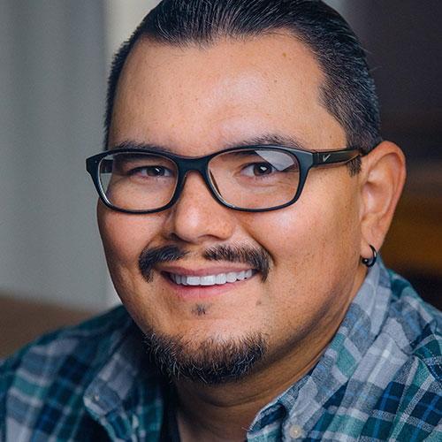 Nick Hernandez headshot