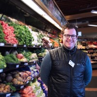 Doug Peterson by produce